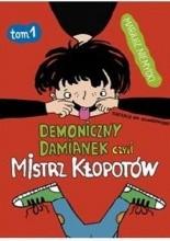 Demoniczny Damianek czyli mistrz kłopotów - Mariusz Niemycki