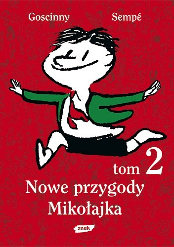 Nowe przygody Mikołajka. Tom 2 - Jean-Jacques Sempé