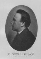 Karel Dostál-Lutinov