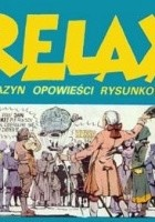 Redakcja magazynu komiksowego Relax