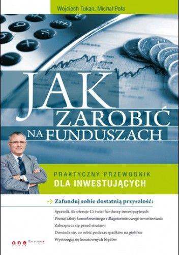 Okładka książki Jak zarobić na funduszach