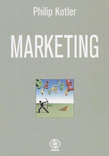 Okładka książki Marketing