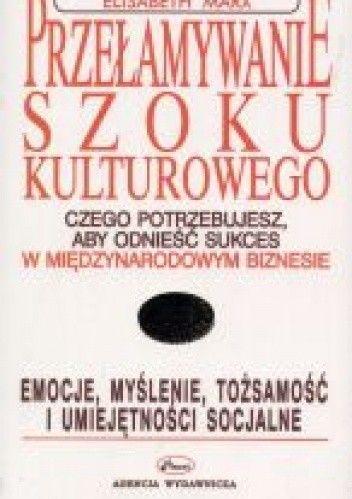 Okładka książki Przełamywanie szoku kulturowego