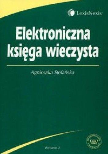 Okładka książki Elektroniczna księga wieczysta