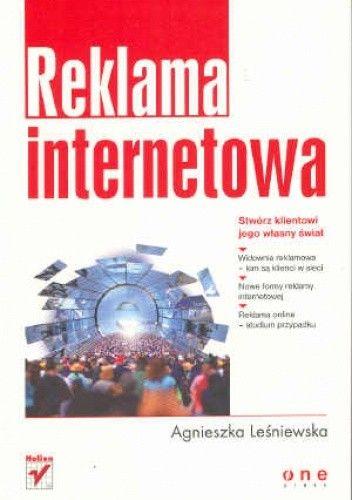 Okładka książki Reklama internetowa