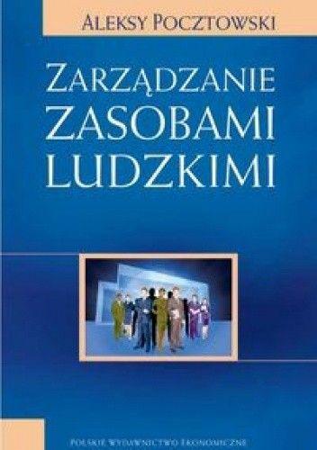 Okładka książki zarządzanie zasobami ludzkimi. Strategie - procesy - metody