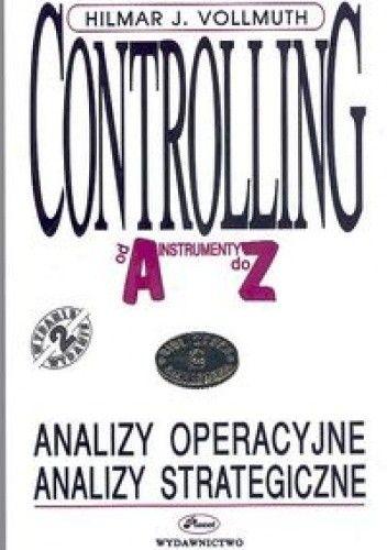 Okładka książki Controlling 2 Instrumenty od A do Z