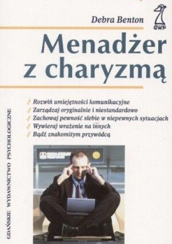 Okładka książki Menadżer z charyzmą