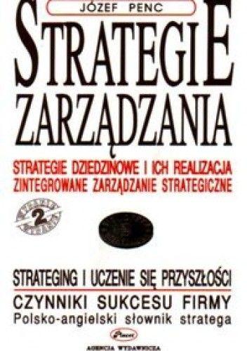 Okładka książki Strategie zarządzania 2
