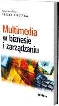 Okładka książki Multimedia w biznesie i zarządzaniu