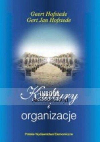 Okładka książki Kultury i organizacje. zaprogramowanie umysłu