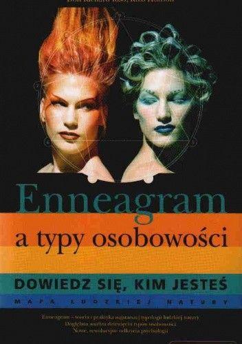 Okładka książki Enneagram a typy osobowości. Dowiedz się kim jesteś