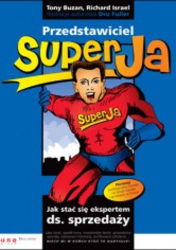 Okładka książki Przedstawiciel SuperJa