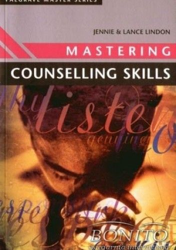 Okładka książki Mastering Counselling Skills