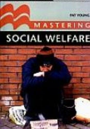 Okładka książki Mastering Social Welfare