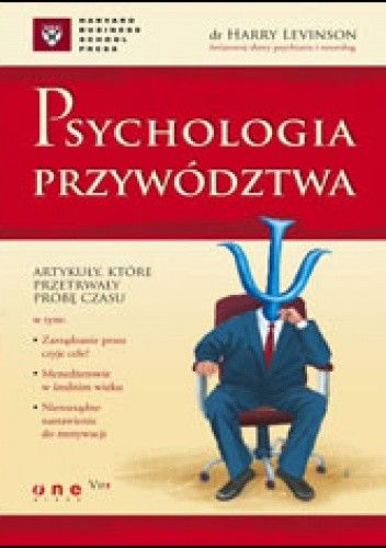 Okładka książki Psychologia przywództwa