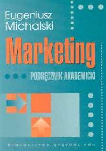 Okładka książki Marketing. Podręcznik akademicki