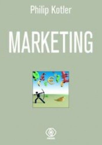 Okładka książki Marketing - Kotler Philip