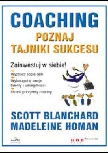 Okładka książki Coaching. Poznaj tajniki sukcesu