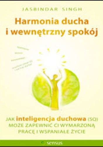 Okładka książki Harmonia ducha i wewnętrzny spokój