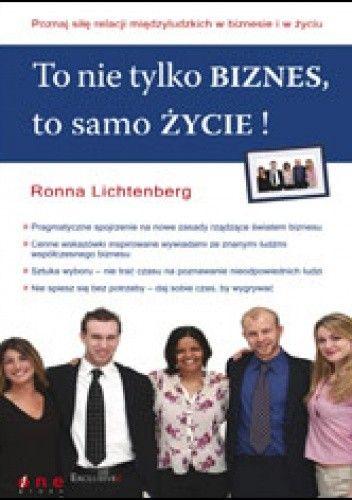 Okładka książki To nie tylko biznes, to samo życie!