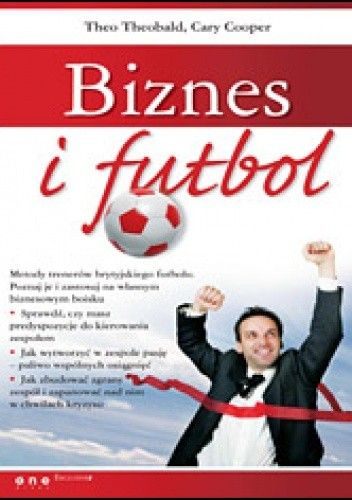 Okładka książki Biznes i futbol