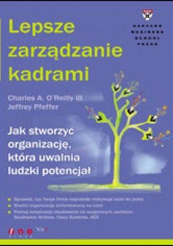 Okładka książki Lepsze zarządzanie kadrami