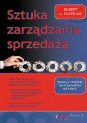 Okładka książki Sztuka zarządzania sprzedażą