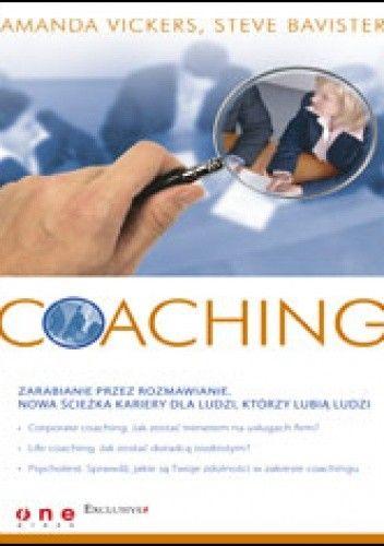 Okładka książki Coaching