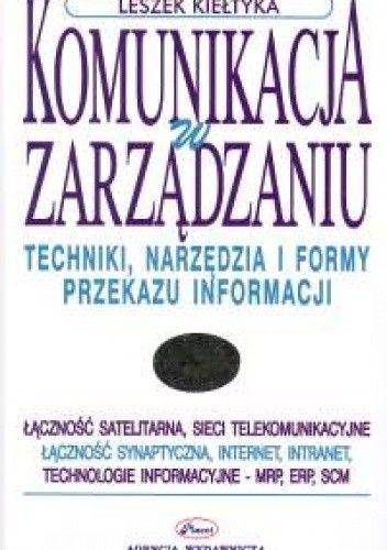 Okładka książki Komunikacja w zarządzaniu