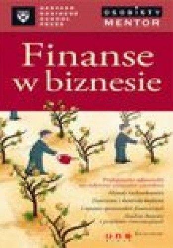 Okładka książki Finanse w biznesie