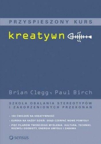 Okładka książki Przyspieszony kurs kreatywności