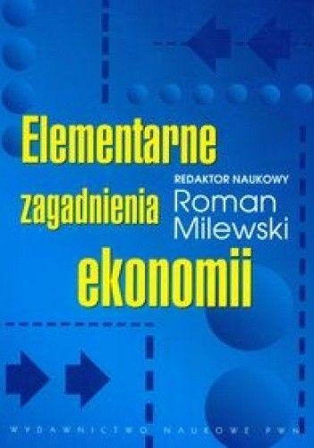 Okładka książki Elementarne zagadnienia ekonomii