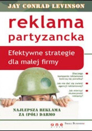 Okładka książki Reklama partyzancka