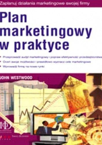 Okładka książki Plan marketingowy w praktyce