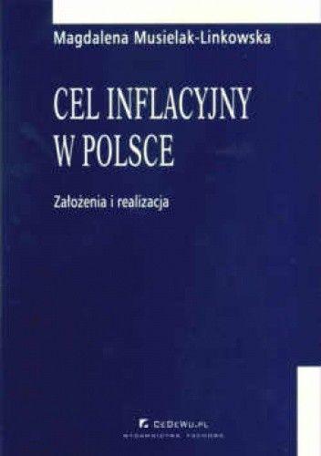 Okładka książki Cel inflacyjny w Polsce