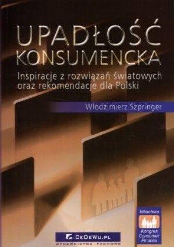 Okładka książki Upadłość konsumencka