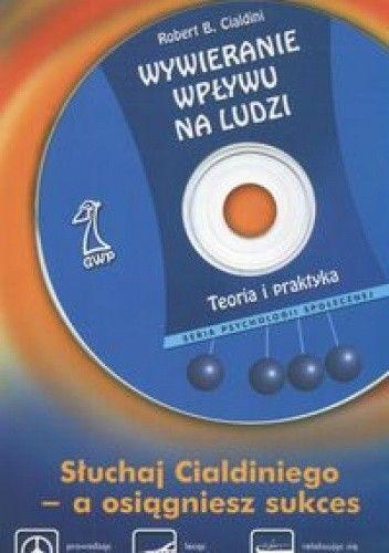Okładka książki Wywieranie wpływu na ludzi na CD