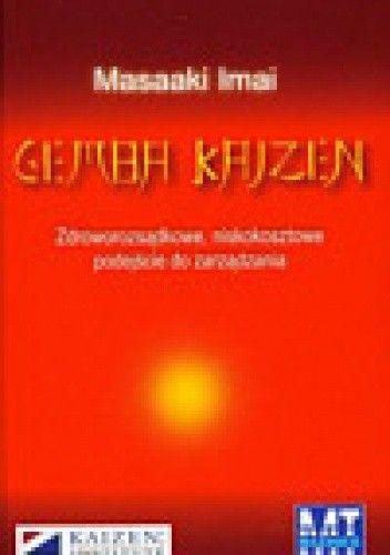 Okładka książki Gemba Kaizen