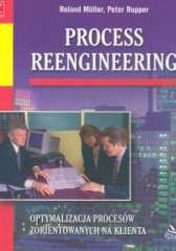 Okładka książki Proces Reengineering