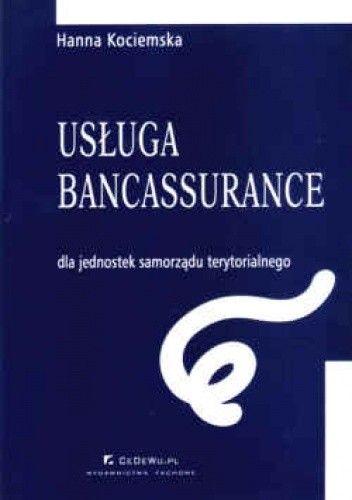 Okładka książki Usługa bancassurance