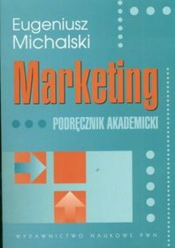 Okładka książki Marketing Podręcznik akademicki
