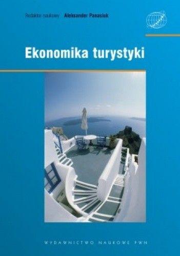 Okładka książki Ekonomika turystyki