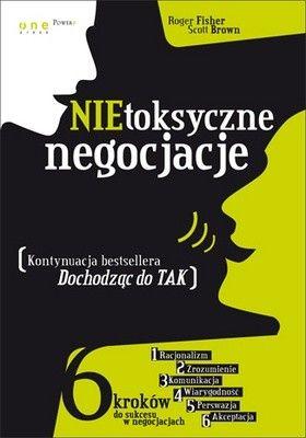 Okładka książki Nietoksyczne negocjacje