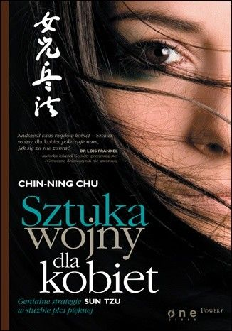 Okładka książki Sztuka wojny dla kobiet. Genialne strategie Sun Tzu w służbie płci pięknej