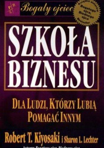 Okładka książki Szkoła Biznesu