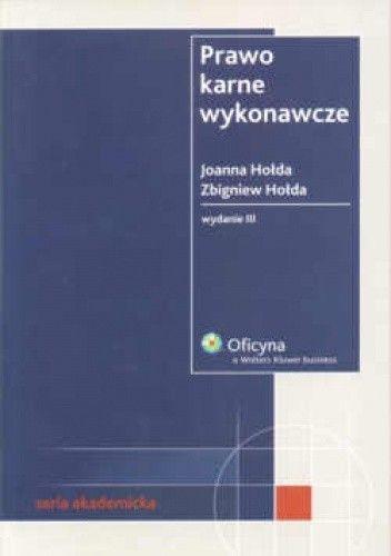 Okładka książki Prawo karne wykonawcze