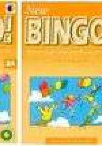 Okładka książki New Bingo! 2AB Podręcznik + CD
