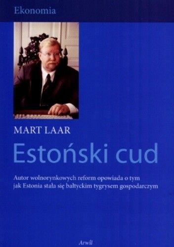 Okładka książki Estoński cud