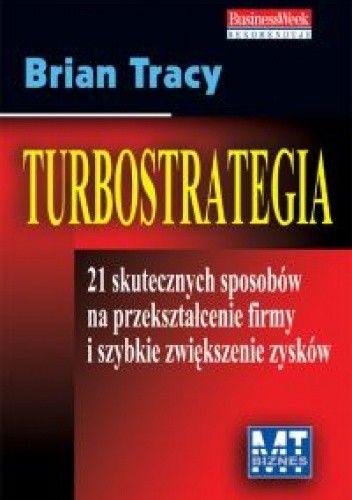 Okładka książki Turbostrategia
